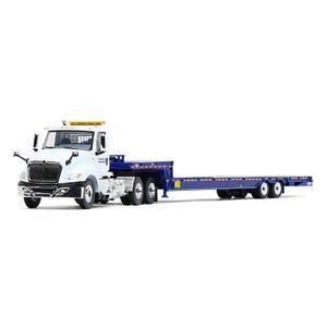 Komatsu Tractor/Lowboy