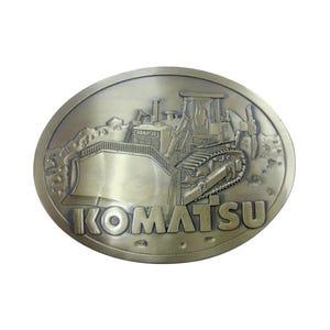 Komatsu D375A Belt Buckle